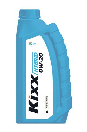 Масло моторное премиум класса Kixx Hybrid 0w 20